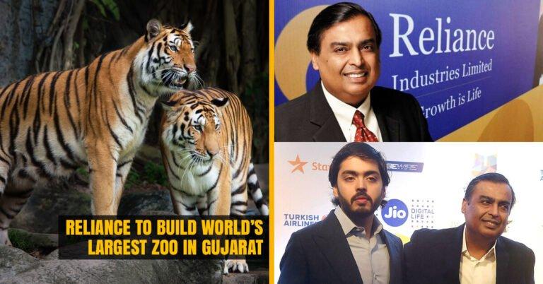 World's Largest Zoo in Gujarat