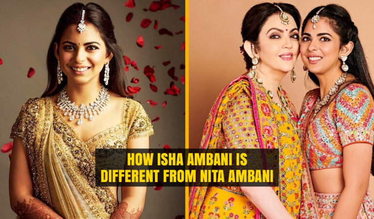 Interesting Facts about Isha Ambani who is Totally Opposite from her Mother Nita Ambani