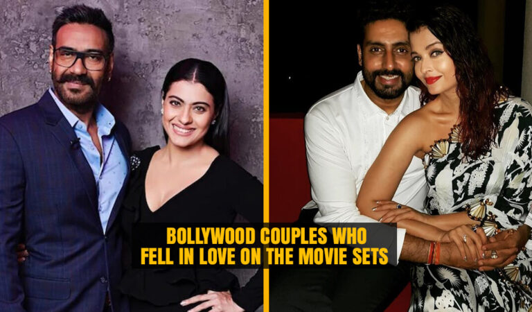 Bollywood Couples who Fell in Love on the Movie Sets and later got Married to each other!