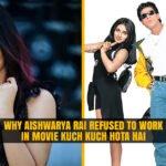 Aishwarya Rai refused
