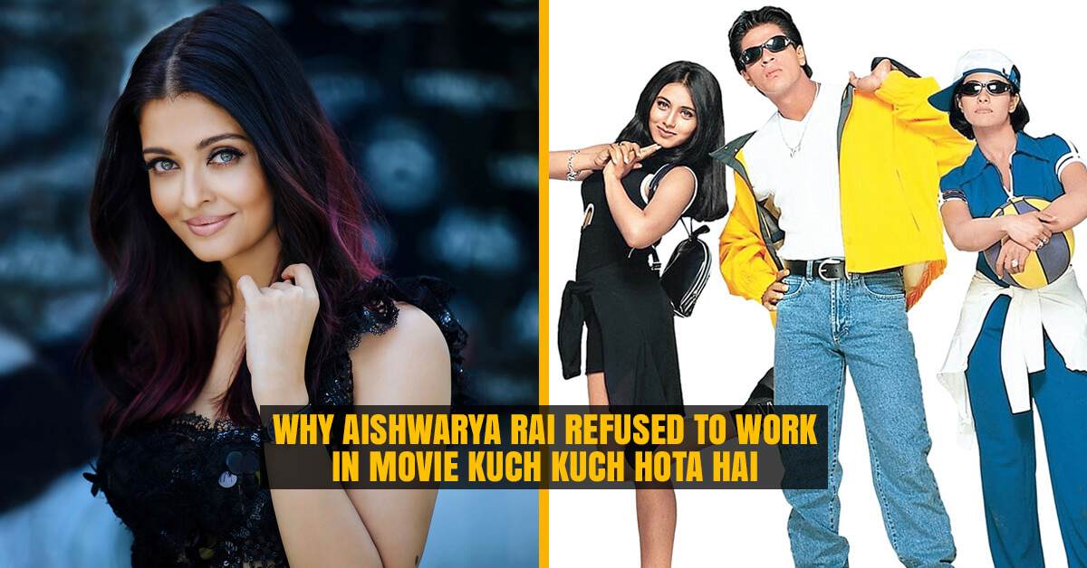 Aishwarya Rai refused
