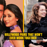 Bollywood Pairs that won't ever work together