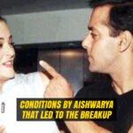 Breakup of Salman Khan and Aishwarya Rai